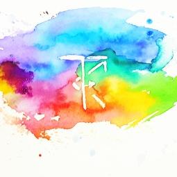 Logo 2016, Watercolour