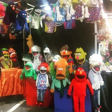 Muppet Stall.