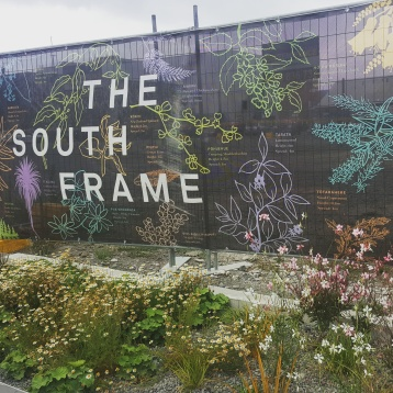 The South Frame.