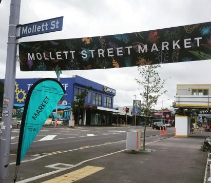Mollett Street