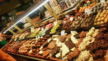 Chocolate Stall.