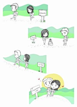 Hiking Anniversary