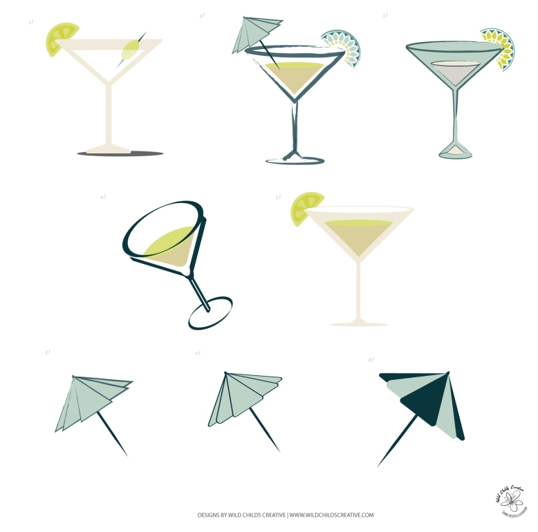 Sherry-cocktail-glass